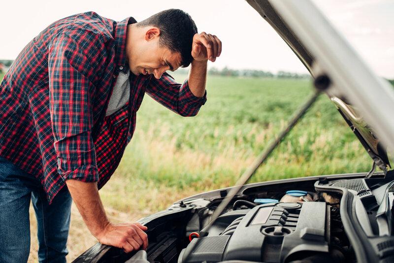 Vad kan man göra om bilen inte startar?