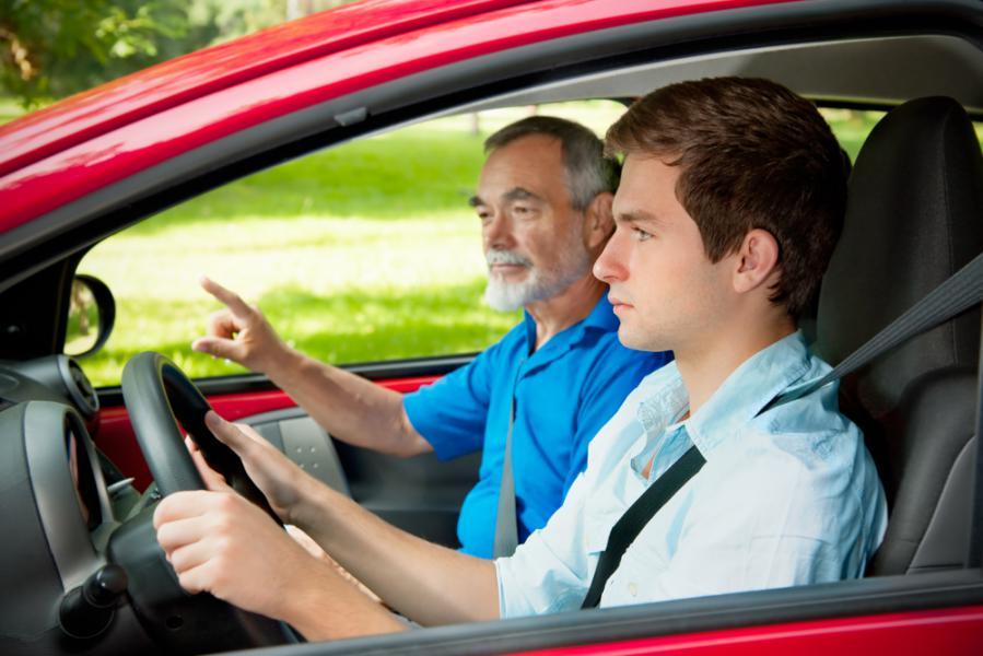 Tips när du ska lära dig köra bil